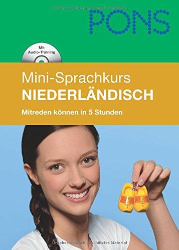 9783125616790: PONS Mini-Sprachkurs Niederländisch. Mit Mini-CD