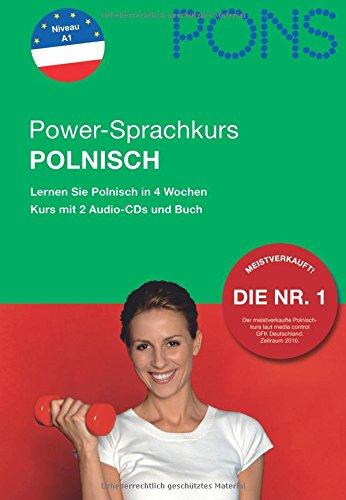9783125617582: PONS Power-Sprachkurs Polnisch: Lernen Sie Polnisch in 4 Wochen. Buch mit 2 Audiio-CDs