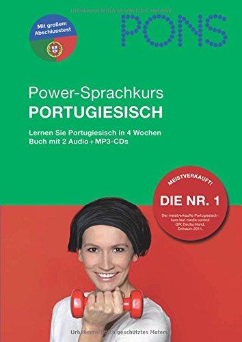 9783125618411: PONS Power-Sprachkurs Portugiesisch: Lernen Sie Portugiesisch in 4 Wochen