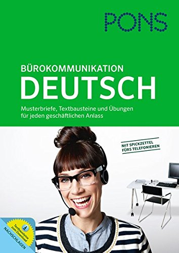 9783125618671: Pons Burokommunikation Deutsch