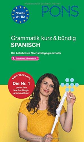 9783125619142: PONS Grammatik kurz & bündig Spanisch