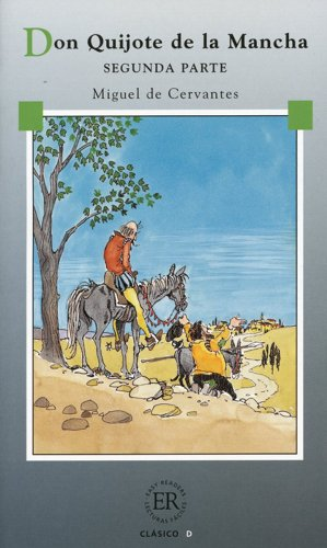 9783125619203: Easy Readers - Spanish: Don Quijote