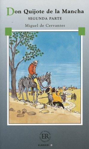 9783125619203: Easy Readers - Spanish: Don Quijote Segunda Parte
