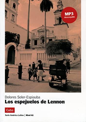 9783125620247: Los espejuelos de Lennon. Buch + Audio-CD (mp3)
