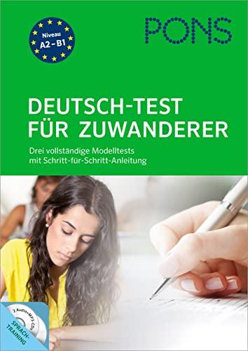 9783125627147: PONS Deutsch-Test für Zuwanderer