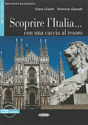 9783125650145: Scoprire l'Italia...: con una caccia al tesoro