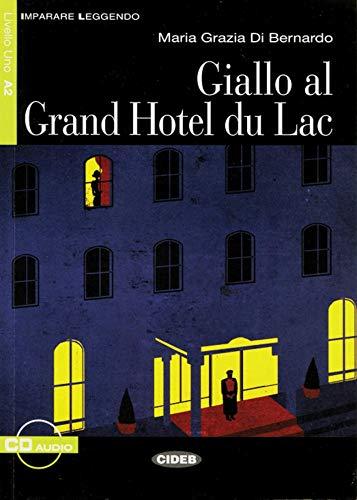 9783125650268: DiBernardo, Maria G.: Giallo al Gran Hotel du Lac