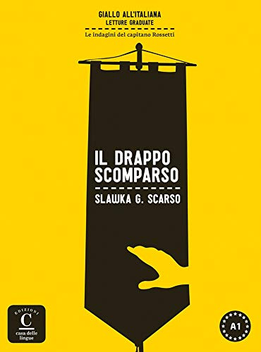 9783125650503: Il drappo scomparso: Lektüre mit Audio Download. Mit Annotationen
