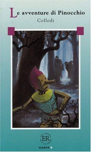 Le Avventure di Pinocchio. (Lernmaterialien) (Italian Edition): Carlo Collodi