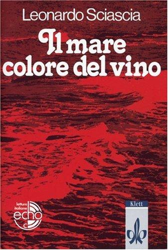 9783125659001: Il mare colore del vino: Tre racconti
