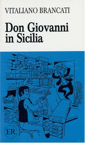9783125659100: Easy Readers - Italian: Don Giovanni in Sicilia (Italian Edition)