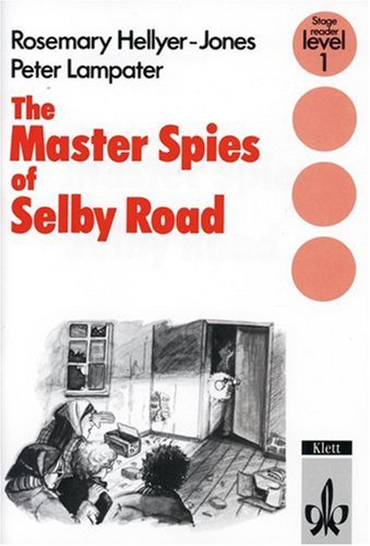 9783125712300: The Master Spies of Selby Road