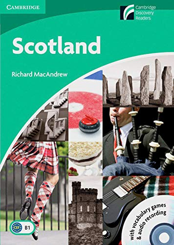 9783125730403: Scotland. Mit Audio-CD: Book with CD-ROM and CD