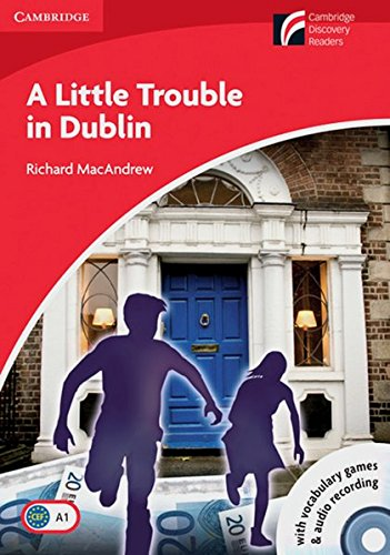 9783125730632: A Little Trouble in Dublin. Mit Audio-CD und CD-ROM