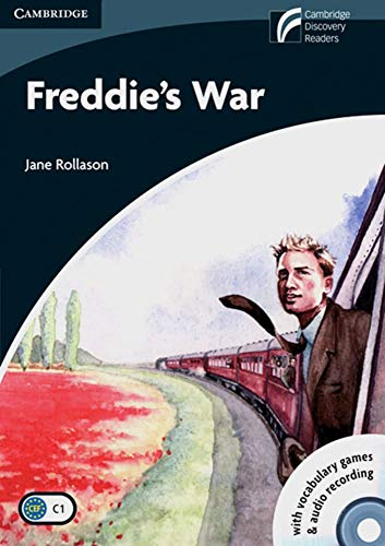 9783125730694: Freddie's War. Book with CD-ROM and CD