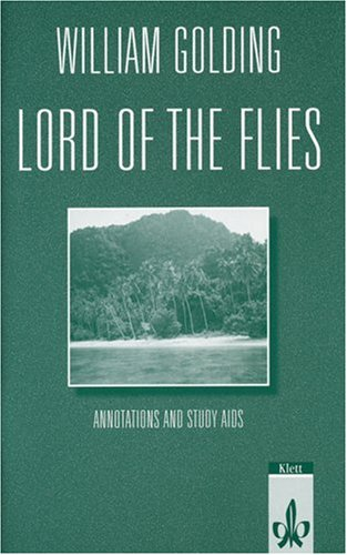 9783125738058: Lord of the Flies. Annotations and Study Aids. Sekundarstufe II. (Lernmaterialien)