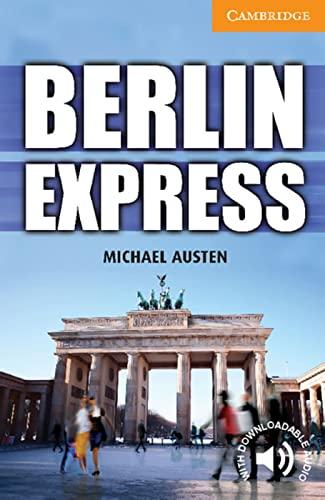 9783125740020: Berlin Express