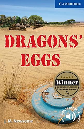 9783125740044: Dragons' Eggs: Englische Lektüre für die Oberstufe. Paperback with downloadable audio