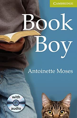 9783125740082: Book Boy. Mit Audio-CD: Buch mit Audio-CD. Englische Lektüre für das 1. Lernjahr