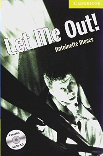 9783125740846: Let me Out! Buch und CD: Starter Level