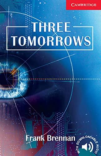 9783125741256: Three Tomorrows: Englische Lektüre für das 1., 2., 3. Lernjahr