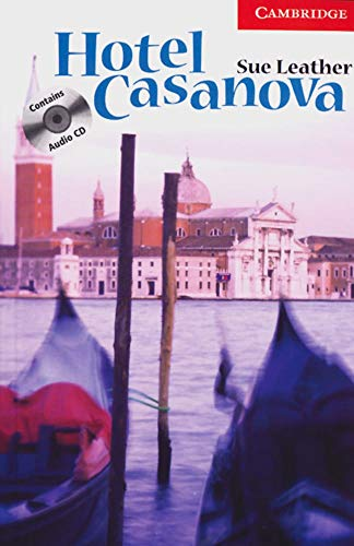 9783125741270: Hotel Casanova. Buch und CD