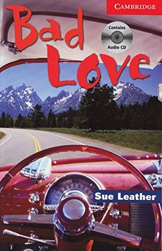 9783125741577: Bad Love. Buch und CD: Level 1, Wortschatz 400