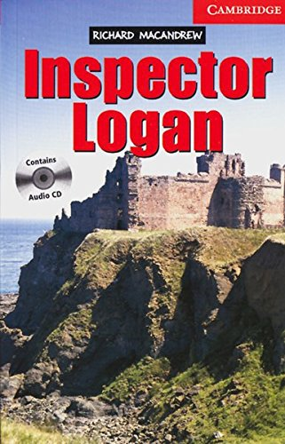 9783125741614: Inspector Logan. Buch und CD: Level 1, Wortschatz 400