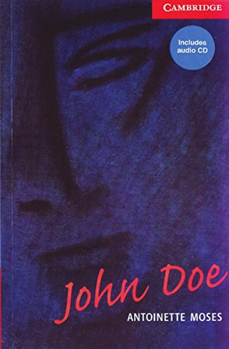 9783125741645: John Doe. Buch und CD: Level 1, Wortschatz 400