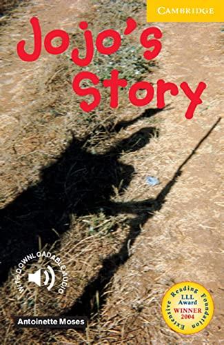9783125742123: Cambridge English Readers. Jojo's Story.