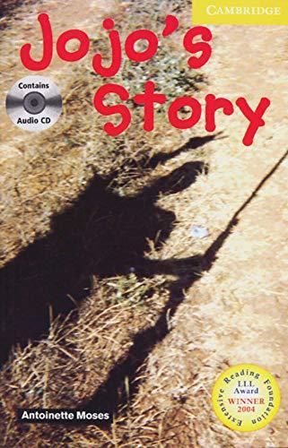 9783125742390: Jojo's Story. Buch und CD: Level 2, Wortschatz 800