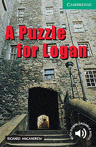 9783125743120: Cambridge English Readers. A Puzzle for Logan.