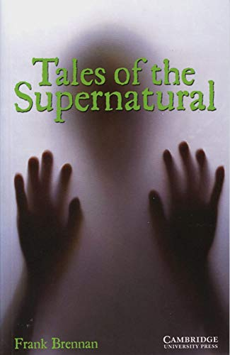 9783125743236: Cambridge English Readers. Tales of the Supernatural.