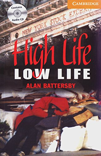 9783125744349: High Life, Low Life. Buch und CD