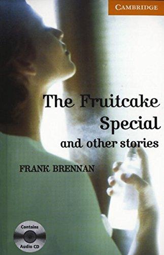 9783125744356: The Fruitcake special and other stories. Buch und CD: Level 4, Wortschatz 1900