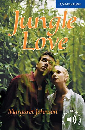 9783125745186: Cambridge English Readers. Jungle Love.