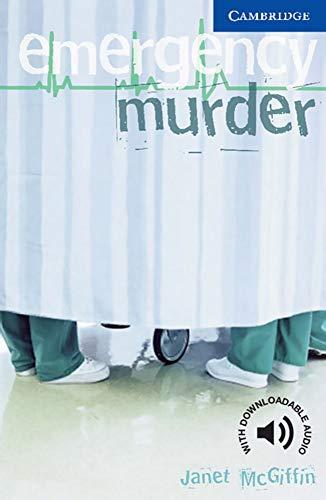 9783125745216: Cambridge English Readers. Emergency Murder.