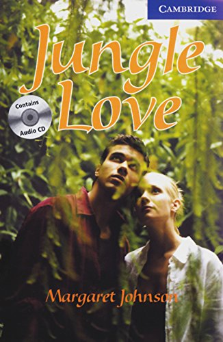 9783125745360: Jungle Love. Buch und CD: Level 5