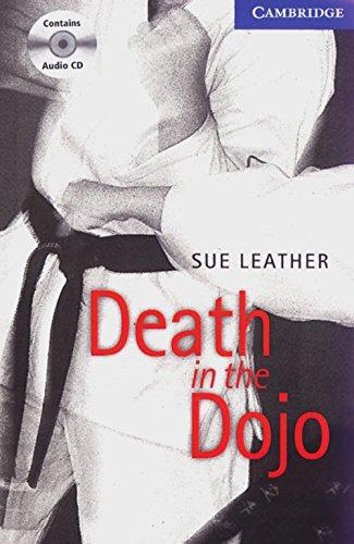 9783125745384: Death in the Dojo. Buch und CD: Level 5, Wortschatz 2.800
