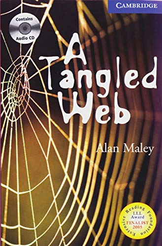 9783125745391: A Tangled Web. Buch und CD: Level 6