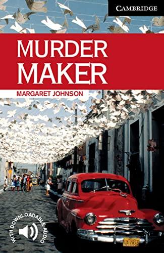 9783125746152: Murder Maker: Level 5. (2800 Wörter) Thriller / Black Comedy