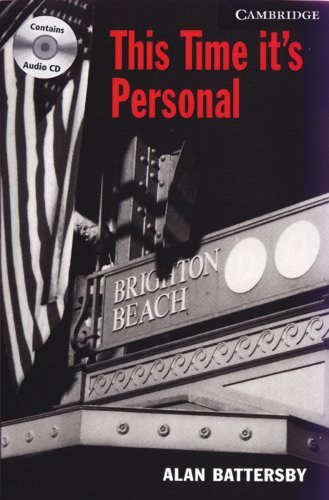 9783125746275: This Time it's Personal. Buch und 3 CDs: American English. Level 6, Wortschatz 3.800