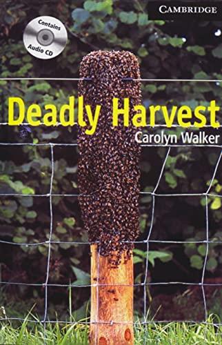9783125746329: Deadly Harvest. Buch und 3 CDs: Level 6