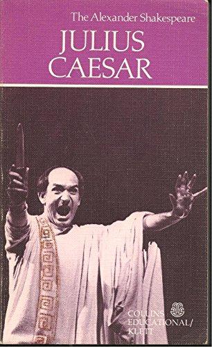 9783125761209: Julius Caesar. ( The Alexander Shakespeare)