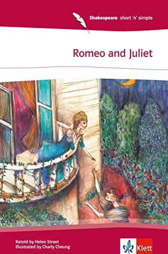 9783125761940: Romeo and Juliet: 8.-11. Klasse