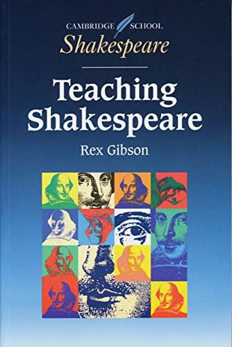 9783125764415: Teaching Shakespeare