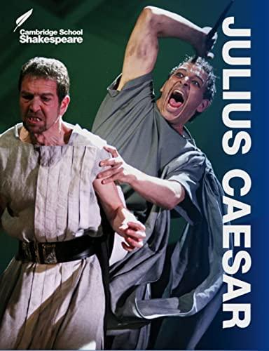 9783125764811: Julius Caesar: Englische Lektüre für die Oberstufe. Originaltext mit Annotationen (Cambridge School Shakespeare)