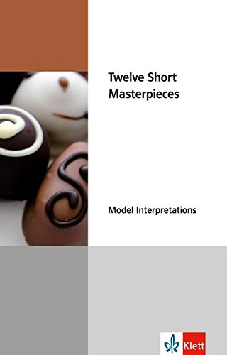Twelve Short Masterpieces: Stories and Tales by: