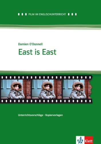 9783125774650: Film im Englischunterricht East is East - ein Film mit Damien O´Donnell