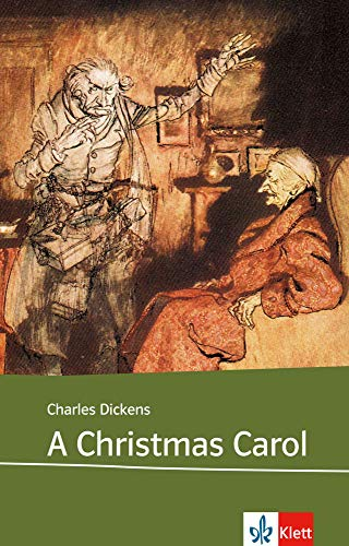 9783125775213: A Christmas Carol: Following the version as condensed by Charles Dickens for his own readings